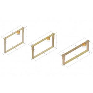 Рамки с верхом 10 мм